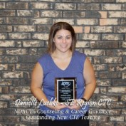 Outstanding New Educator in Health Sciences!